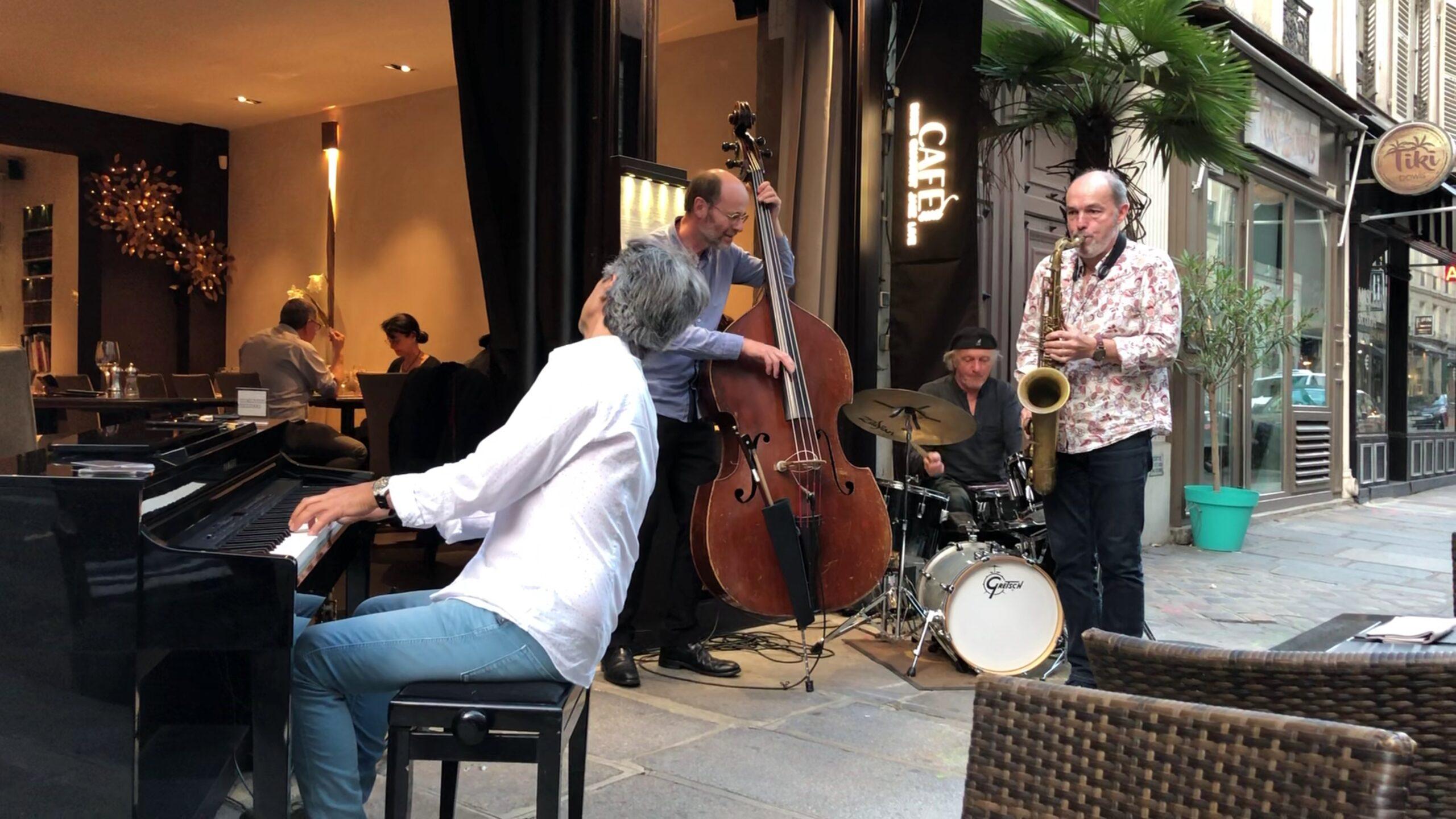 Concert de Jazz au Café Sud Paris